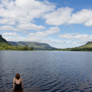 Summer Solstice Water Orb – Glenade, Ireland.